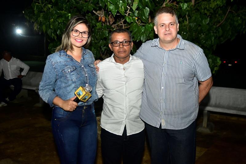 Vanessa Ribeiro, Lusiario Batalha, Harley Dias