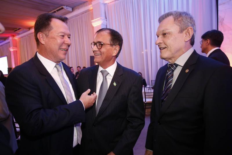 Carlos Fujita, Beto Studart e Jose Sarto