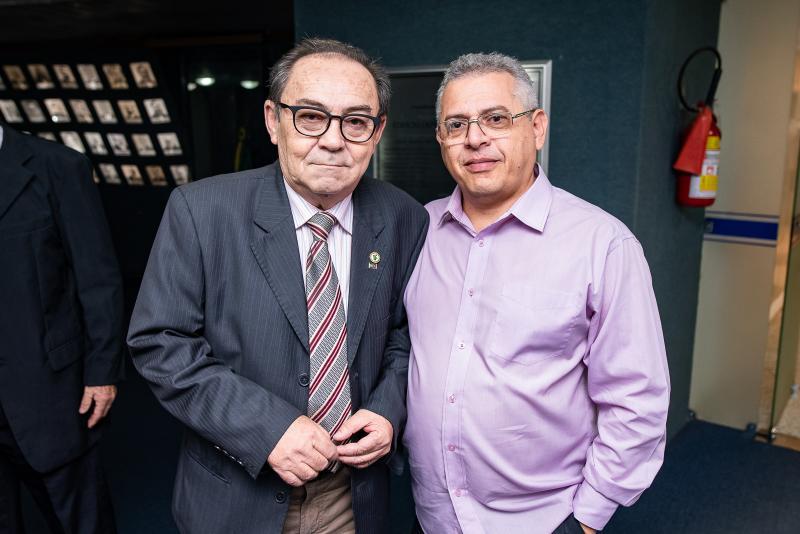 Ruifino Joaquim e Jose Vaulir