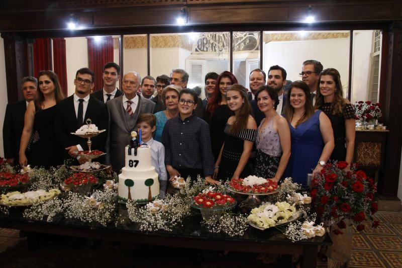 Familia de Paulo Barbosa