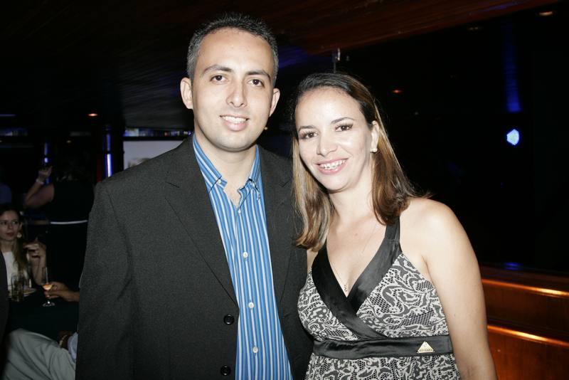 Jefferson e Luciana Marques