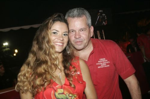Cibele Gadelha e Bira Borges