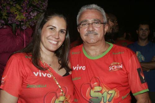 Fabiola Cals e Alcimor Rocha