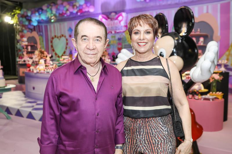 Gerardo Santos e Fatima Carneiro