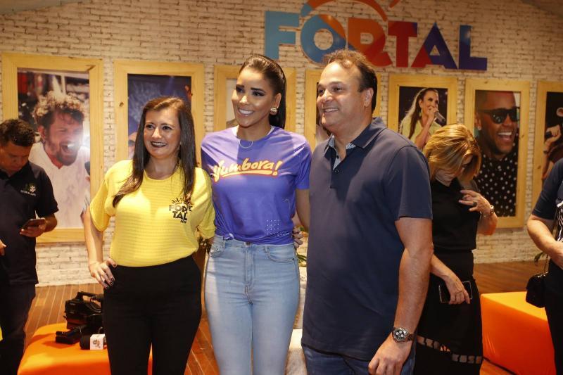 Sandra Bezerra, Niara Meireles e Enio Cabral 2