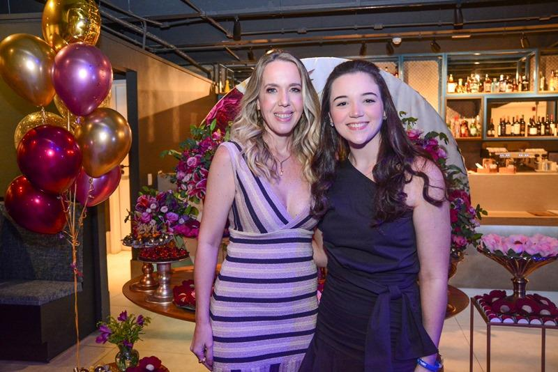 Erika Figueiredo e Alice Leal