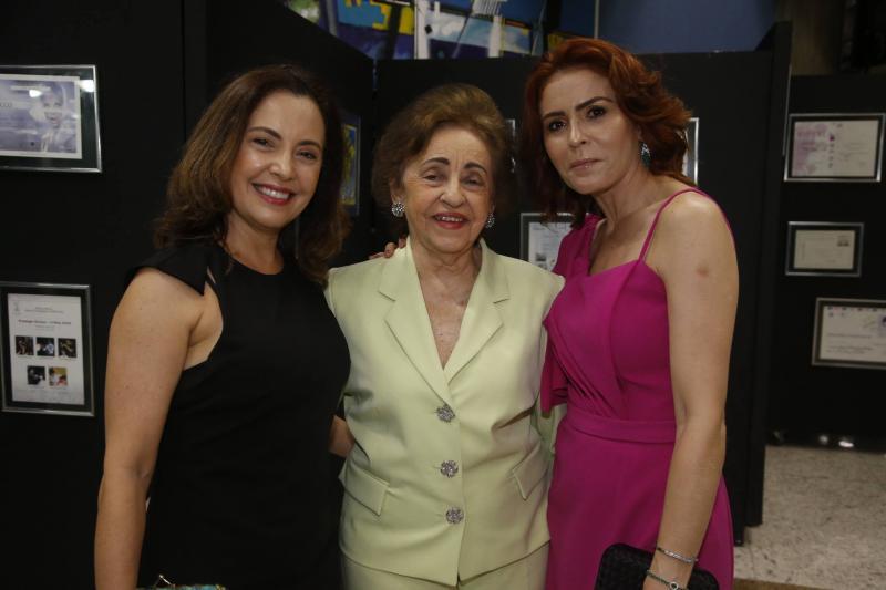Raquel Campelo, Edy Correia e Fatima Santiago