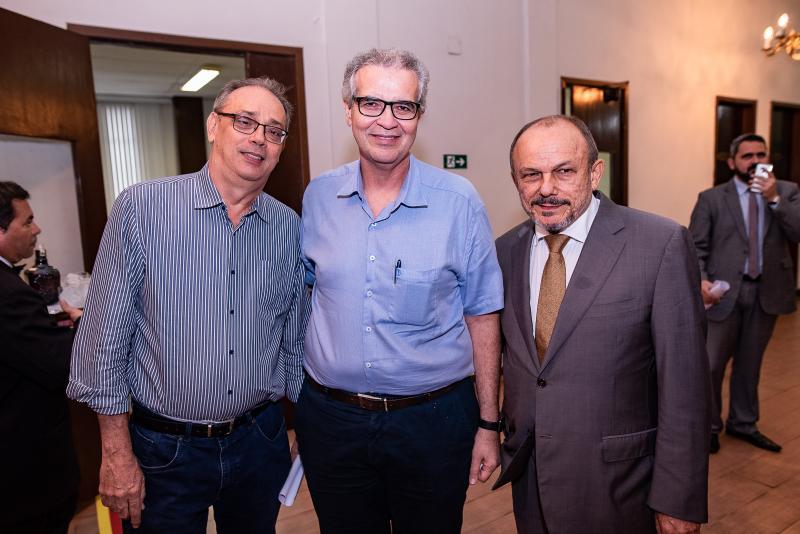 Jose Dias, Jose do Egito e Honorio Pinheiro