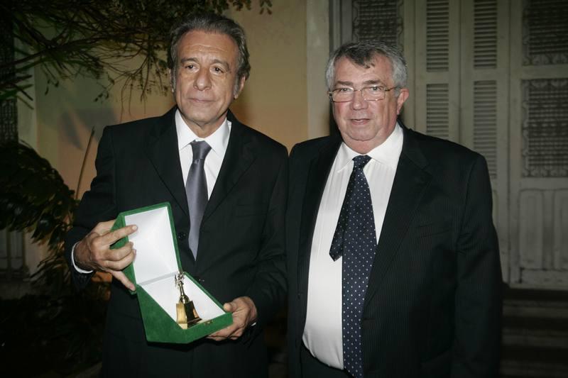 Everardo Teles e Roberto Macedo 2
