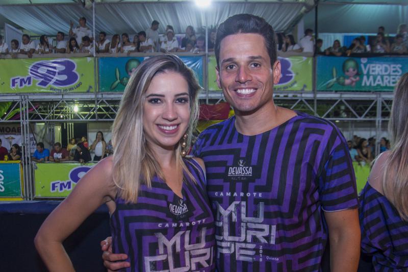 Liana e Rafael Sa