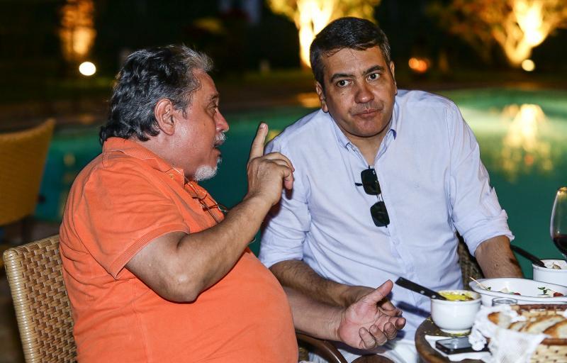 Armando Aguiar e Eduardo Morais