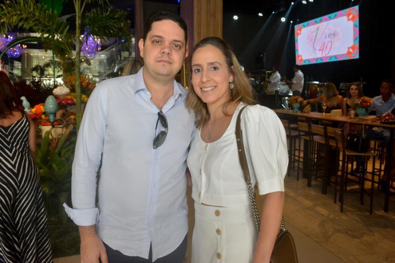Bruno e Camila Medeiros