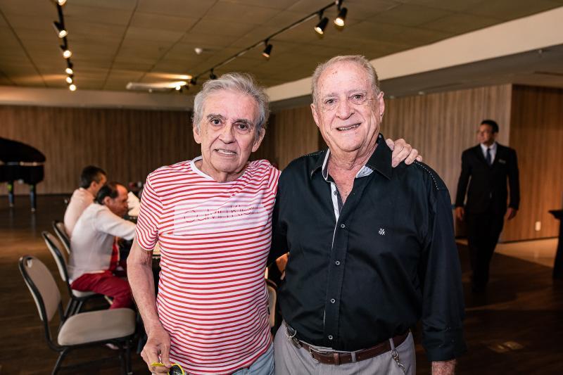 Lucio Brasileiro e Luis Marques