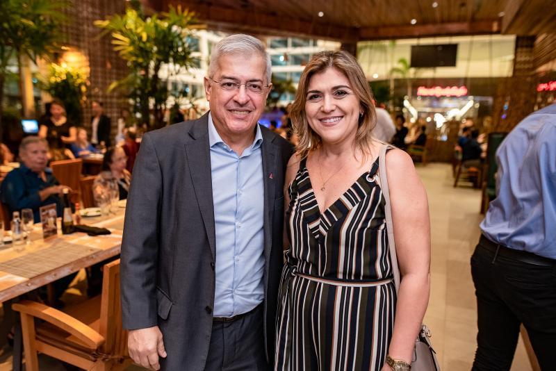 Paulo Cesar e Simone Noroes