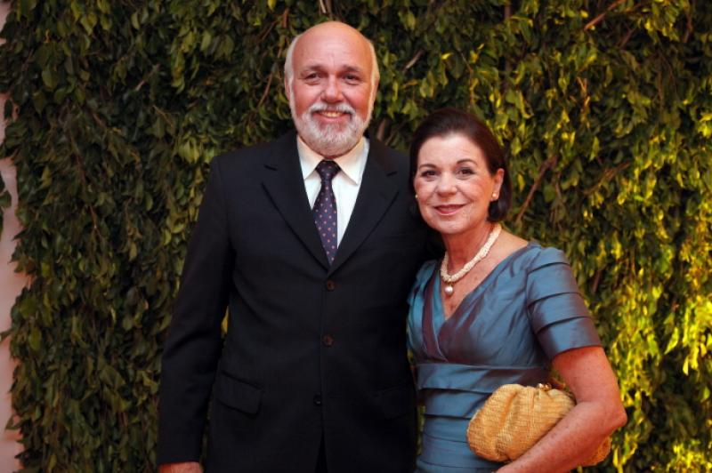 Mauricio e Claudia Leal