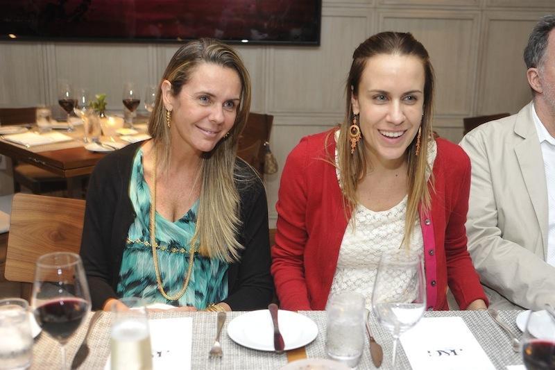 Maria Paula Brasil e Maria Claudia Brasil