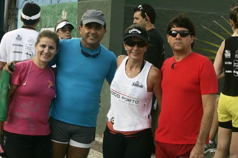 Diana e William Vercosa, Patricia Nogueira e Fabio Junior