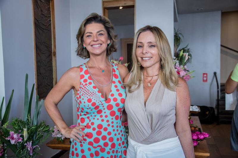 Ana Cristina Wolf e Ana Paula Daud