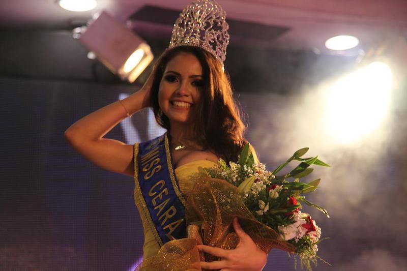 Vencedora do Teen Eduarda Cavalcante