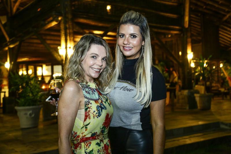 Lilian Porto e Anelise Barreira