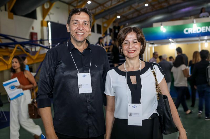 Flavio Pinto e Cinthya Diogenes