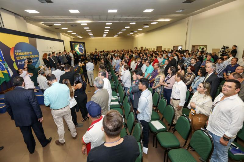 VII Seminario de Gestores Publicos