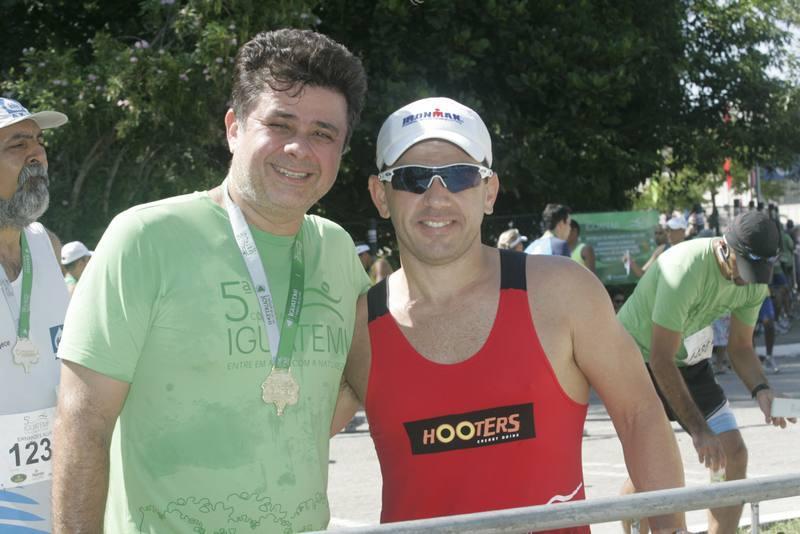 Alexandre Frota e Erick Vasconcelos