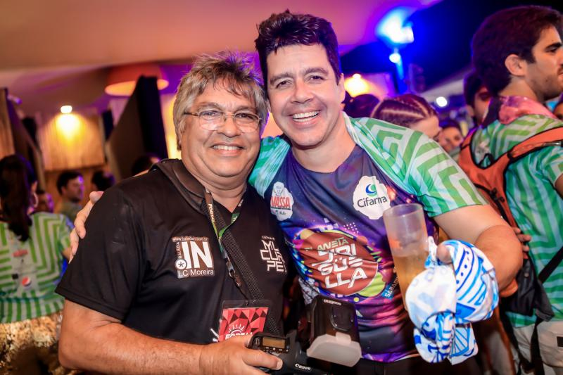 LC Moreira e Rafael Bezerril