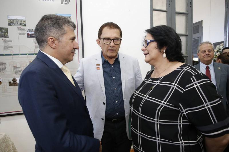 Antonio Henrique, Elpidio Nogueira e Damares Alves