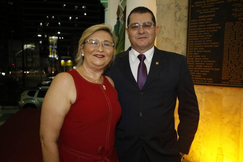 Isabel Cortes e Jamiro Dias