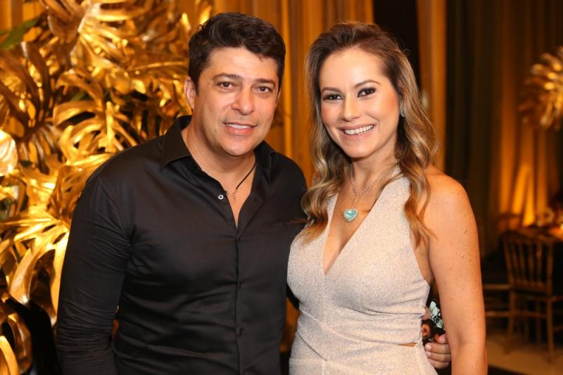 Marcelo Sobra e Talyzie Mihaliuc