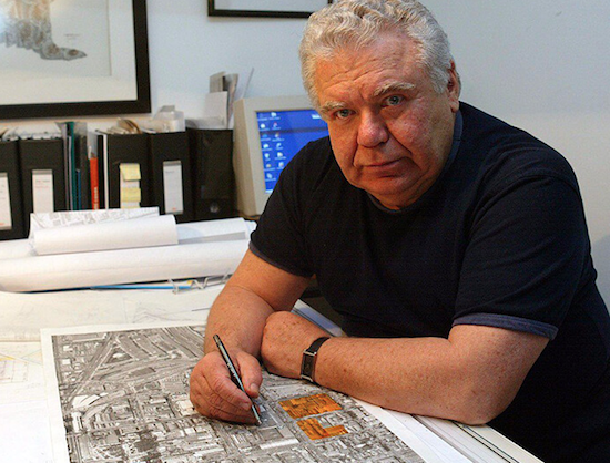 Jaime Lerner é o segundo urbanista mais importante do mundo