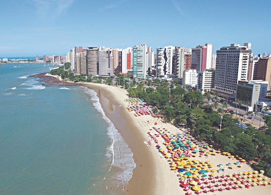Embaixada brasileira nos EUA divulgará destino Fortaleza