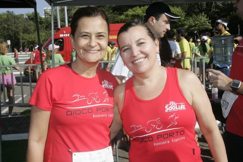 Ailomar Araujo e Veronica Rifino