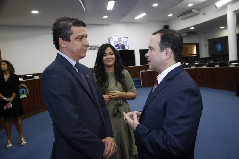 Andre Siqueira, Priscila Costa e Igor Barroso 1