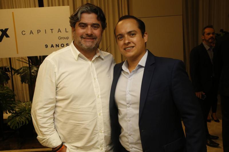 Joao Jorge e Yuri Veras