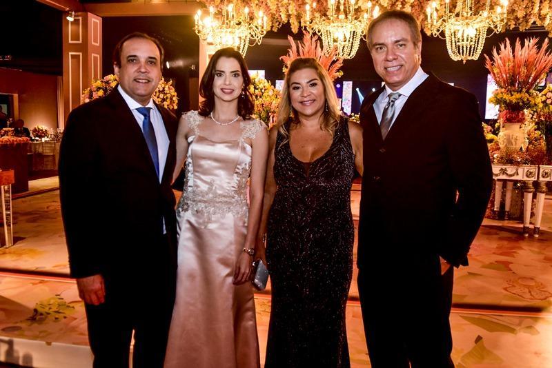 Sobral Junior, Marisa Sobral, Stefania Ferreira,