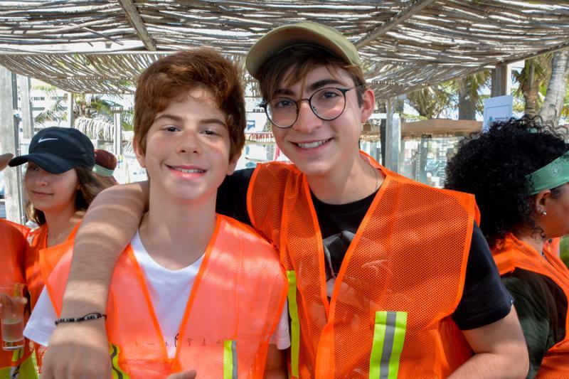Andre e Pedro Macedo