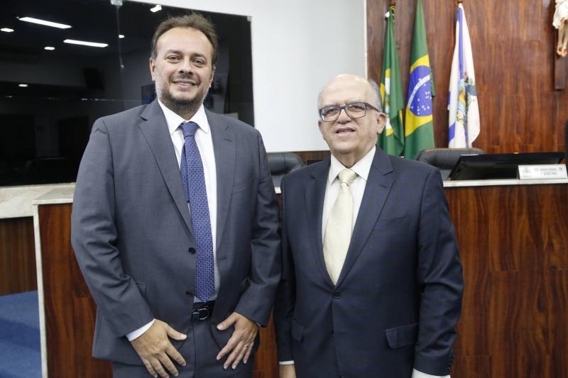 Adriano Nogueira e Fernando Ximenes