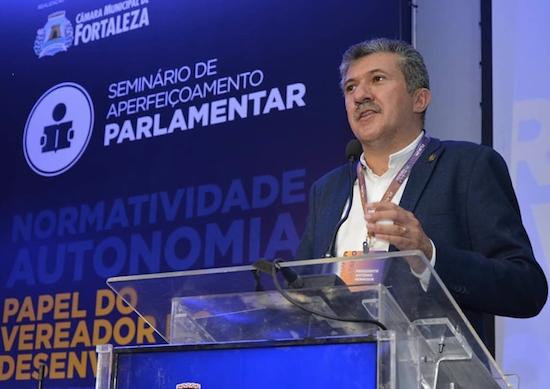 Antônio Henrique realizará oficina para novo regimento da CMFor