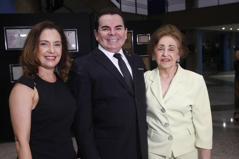Raquel Campelo, Walker Santiago e Edy Correia