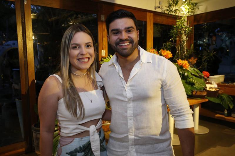 Duane Staindof e Felipe Borges