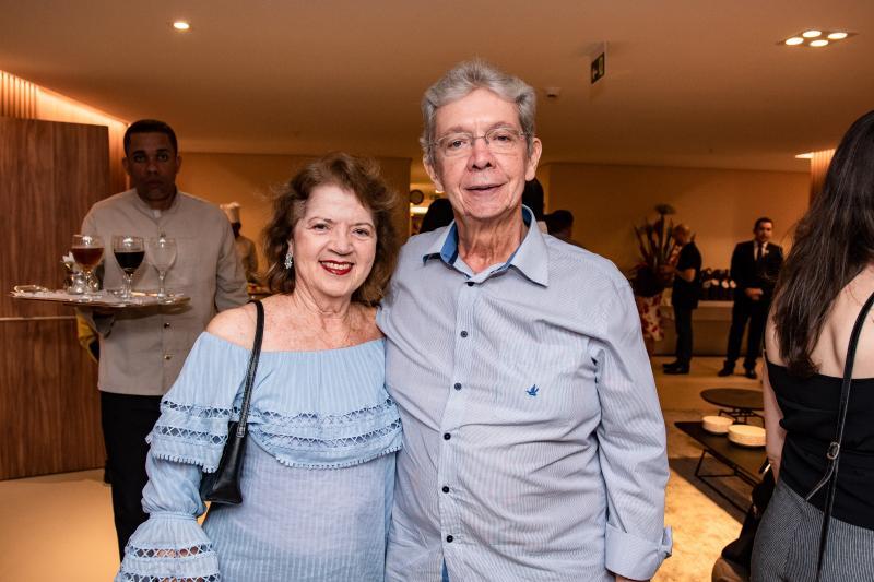 Fatima e Cesar Rego