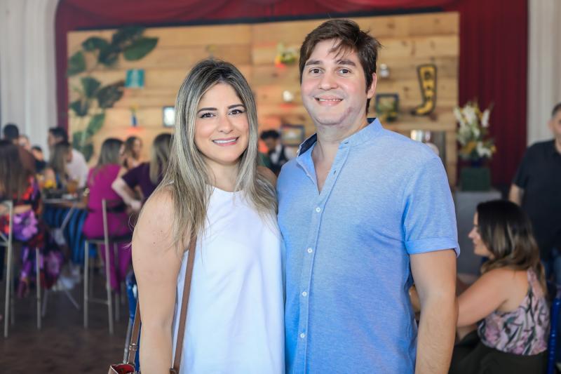 Mara e Alexandre Santos