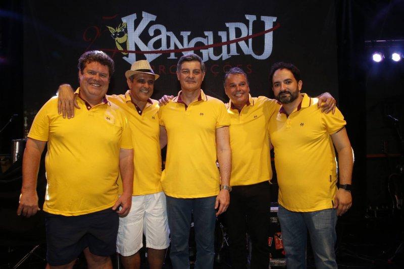 Kanguru Promoções arma um festão para comemorar 25 anos no mercado