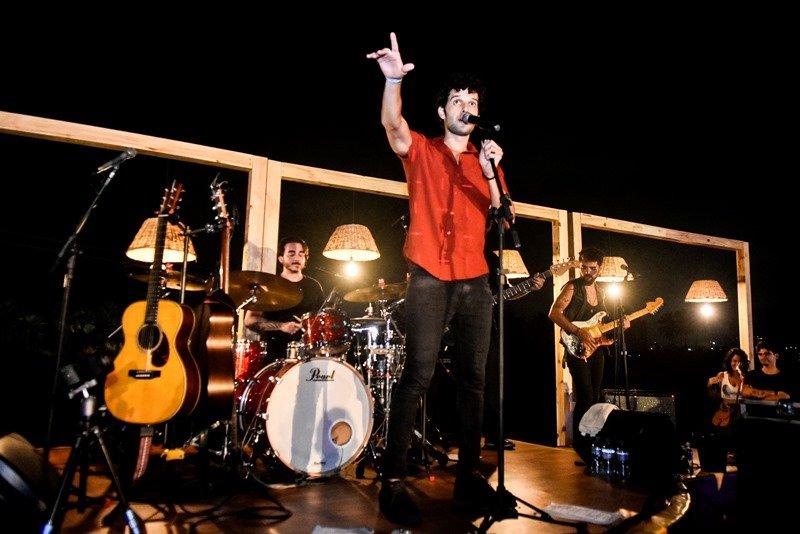Luau do Davi reúne uma turma animada no Colosso Fortaleza