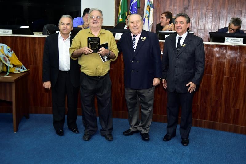 Eron Moreira, Carneiro Portela, Idalmir Feitosa, Jose Porto