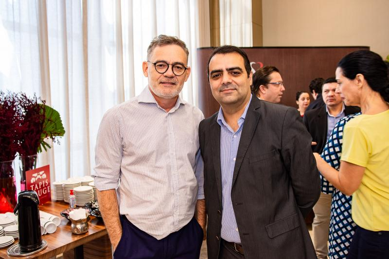 Edson Barbosa e Paulo Lobao