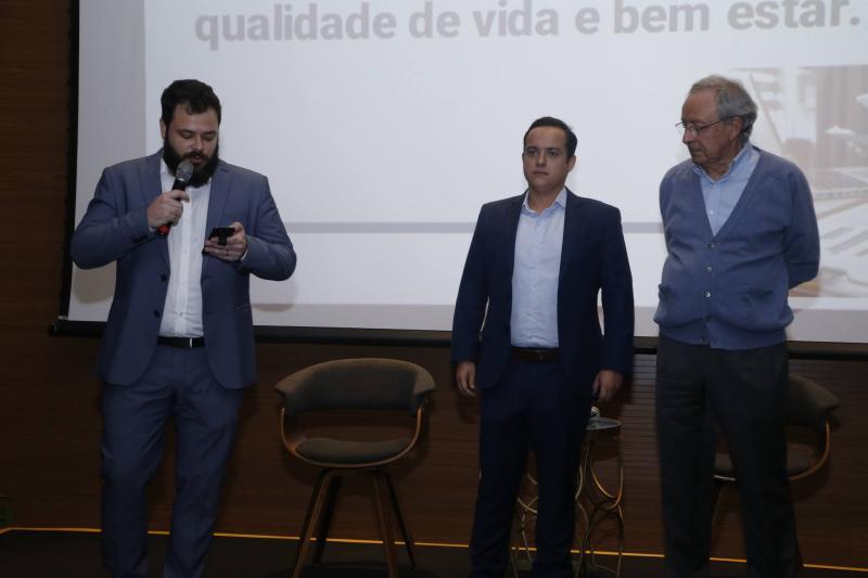 Felipe Romcy, Yuri VEras e Luiz Alves