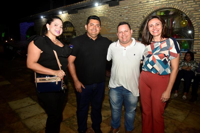 Conceicao Fonceca, Cassio Feliciano, Marcelo Colaco, Ana carla Luna Ramos
